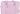 Bowlingväska rosa i skinn med blommigt foder