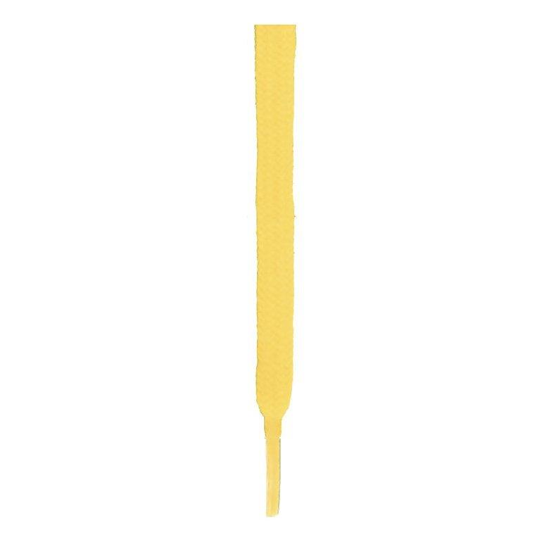Skosnöre gul