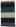 Stickad halsduk multirandig petrolgrå i multirand