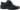 Stina svart kardborresko med framparti i stretch