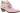 Bettan rosa stövlett med träklack